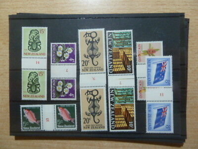 S180/10297 NEUSEELAND NEW ZEALAND Lot ZW aus 456-74 xx