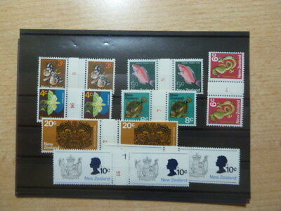 S180/10303 NEUSEELAND NEW ZEALAND Lot ZW aus 517-37 xx