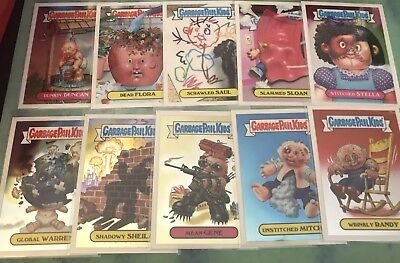 2013 Topps Chrome GPK Set A lot of 20 Misc LOST & Base Cards All Listed w/ Pics