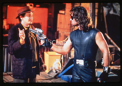 35mm vintage slide* 1996 ESCAPE FROM L.A. Kurt RUSSELL e Steve BUSCEMI - Scena