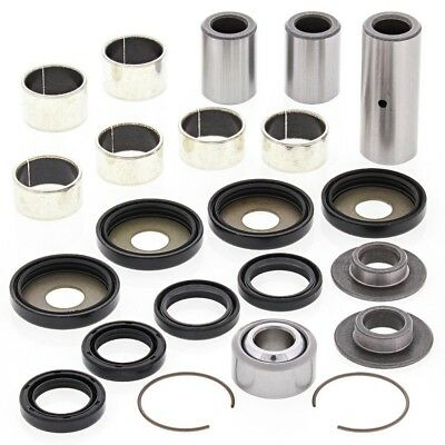 All Balls 27-1002 Swing Arm Linkage Bearing Kit for Yamaha YFZ350 Banshee 87-06