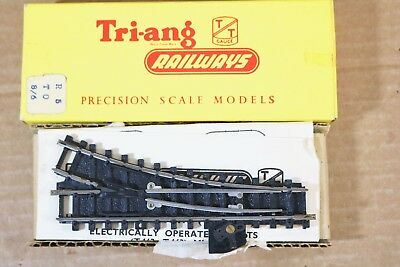 Triang T161 Tt Gauge Manual Right Hand Point Switch Track Type B Boxed