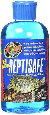 ZOO MED REPTISAFE REPTILE TAP WATER CONDITIONER 258ml