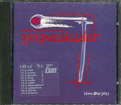 "♪♫ DEEP PURPLE ""Purpendicular"" CD-Album"