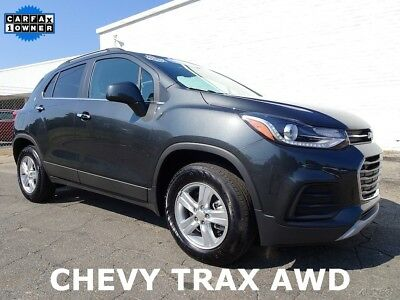 2018 Chevrolet Trax LT 2018 Chevrolet Trax LT SUV Used Certified 1.4L I4 16V Automatic AWD