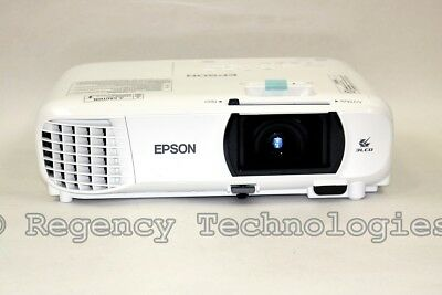 Epson Home Theater Projector | H849A | 1080P | Black