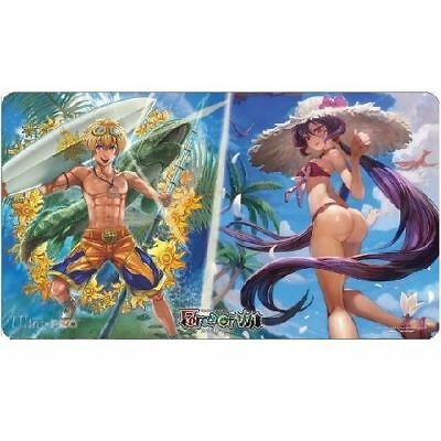 Ultra Pro - Spielmatte - Play Mat - Force of Will - Beach Day