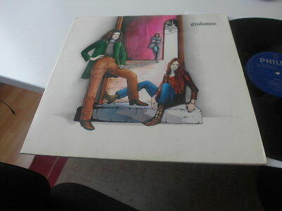 Ginhouse Same Lp In 1971 Gimmix Cover Prog. Album