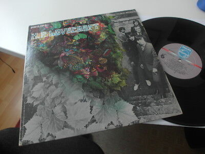 H.P. LOVECRAFT same LP Philips PHS 600-252 US 1967 PSYCHEDELIC Mint