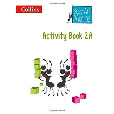 Busy Ant Maths - Year 2 Activity Book 2A - Paperback NEW Jo Power (Autho 2014-06