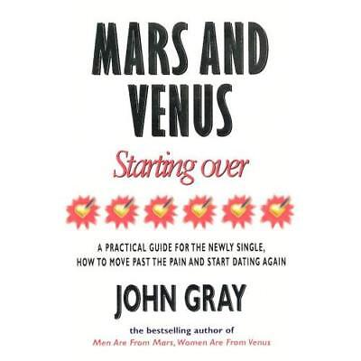 Mars and Venus: Starting Over - Paperback NEW John Gray(Autho 1998-07-09