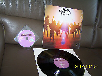 Edward Sharpe & The Magnetic Zeros LP + CD Up From Below