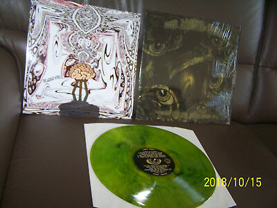 The Locked Ward ‎LP Voyages Into The Inner Psych Of... - NASONI GREEN MARBLED