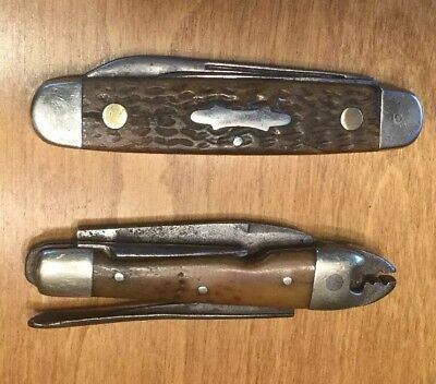 Vintage Knife Lot