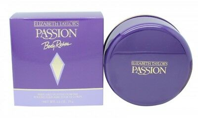 Elizabeth Taylor Passion Body Riches Perfumed Dusting Powder - Women's For Her