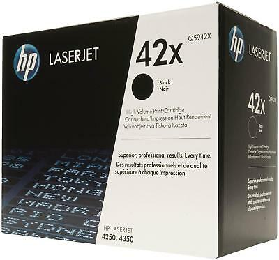 HP Q5942X 42X Genuine Toner Cartridge NEW BUY NOW