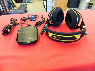 Astro A50 Wireless Gaming Headset 2Nd Generation & Mixamp Txd Xbox 1