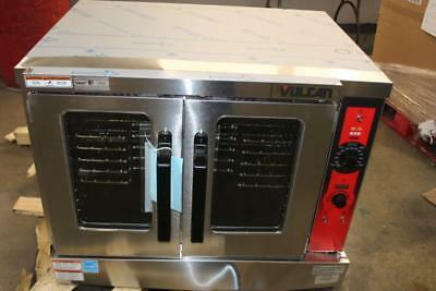 Vulcan VC5GDN Natural Gas Convection Oven with Legs - 50,000 BTU