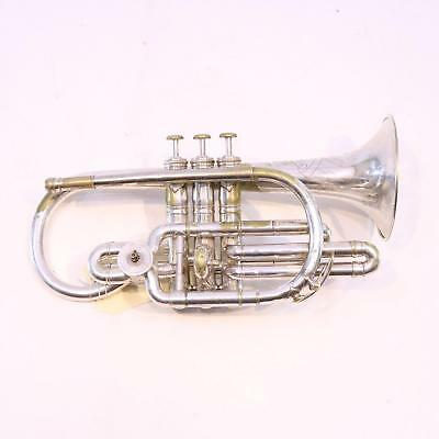 Englsih Besson Prototype Professional Cornet in Bb/A SN 76834