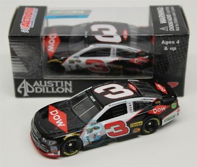 2016 AUSTIN DILLON #3 DOW 1:64 Action Diecast In Stock Free Shipping