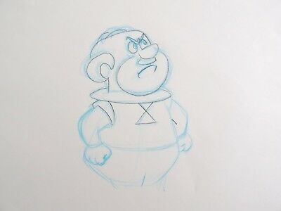 The Jetsons Mr Spacely Original Production Layout Drawing Animation #3