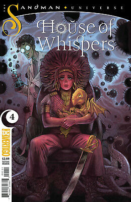 House Of Whispers #4 (Mr) - Presale