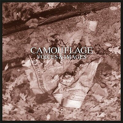 CAMOUFLAGE Voices & Images (30 Years Anniversary Edition) LIMITED 2CD 2018