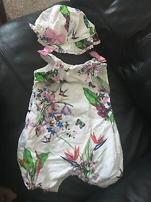 ted baker baby girl 3-6