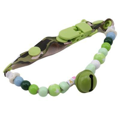Baby Toddler Dummy Pacifier Soother Teether Clip Holder Dummy Chain LC