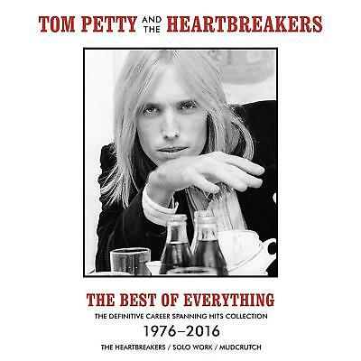 TOM PETTY THE BEST OF EVERYTHING THE DEFINITIVE HITS 2 CD (PRE-Release 01/03/19)