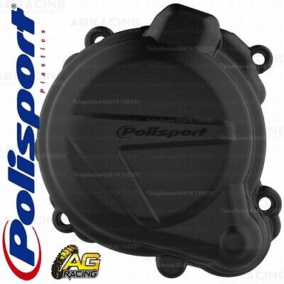 Polisport Ignition Cover Protector Black For Beta RR 2T 250 300 Xtrainer 250 300