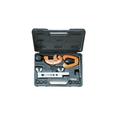 Beta Tools 351C Pipe Cutter & Tube Flaring Set in Case | 003510010