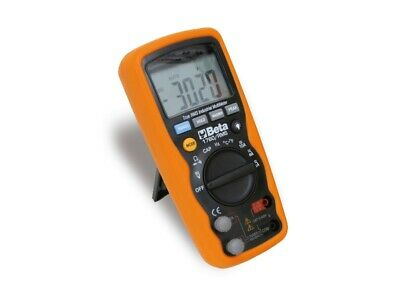 Beta Tools 1760/RMS Industrial Digital Multimeter Waterproof Shockproof Case