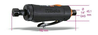 Beta Tools 1933I Air Die Grinder 20000rpm Chuck Ø 3/6mm 6.2bar 380W | 019330005