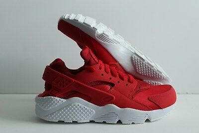 New Nike Women's Air Huarache Athletic Shoes Red 777331-972  **