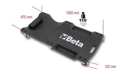 Beta Tools 3003 Mechanic's Creeper Shockproof Plastic  | 030030001