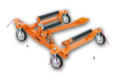 Beta Tools 3009 Wheel Lifter Max - 550kg - 400-850mm  | 030090001