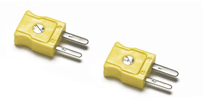 Fluke 80CK-M Male Mini Connectors, Type K