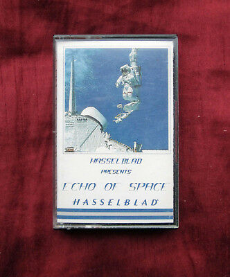 Hasselblad Echo of Space soundtrack cassette tape 1984