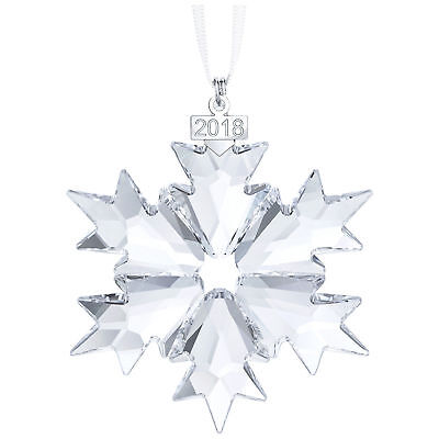 2 SETS New Swarovski Annual Edition Christmas Ornament 5301575