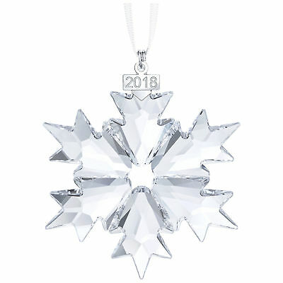 New Swarovski Annual Edition Christmas Ornament 5301575