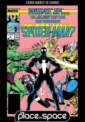 True Believers: What If The Alien Costume Had Possessed Spider-Man? #1 (Wk42)