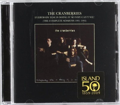 The Cranberries-Everybody Else Is Doing It So Why Can't We? t (UK IMPORT) CD NEW