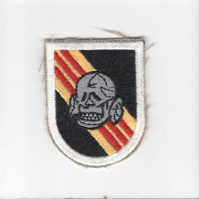 A001 US Army 5th Special Forces Group Flash > 10 wins free US ship