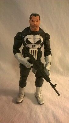 marvel legends the punisher series 4 toybiz loose action figure