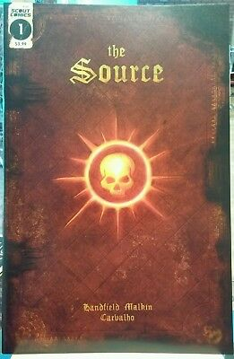 The Source #1 Scout Comics
