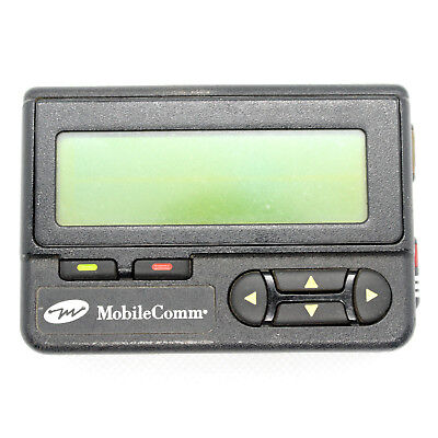 Motorola Mobilecomm® Alpha-Numeric Pager / Beeper - Vintage