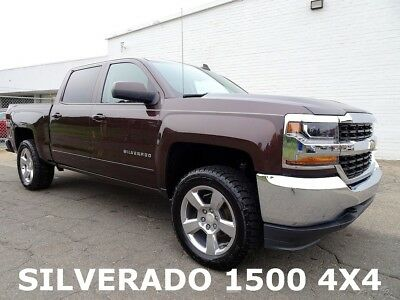 2016 Chevrolet Silverado 1500 LT 2016 Chevrolet Silverado 1500 LT Pickup Truck Used 5.3L V8 16V Automatic 4WD