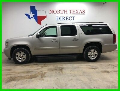 2008 Chevrolet Suburban 2008 LT w/3LT Leather 4WD Aux Cord 3rd Row 2008 2008 LT w/3LT Leather 4WD Aux Cord 3rd Row Used 5.3L V8 16V Automatic SUV