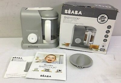 BEABA Babycook Steam Cook and Blend All In One 4.5 cups Dishwasher Safe